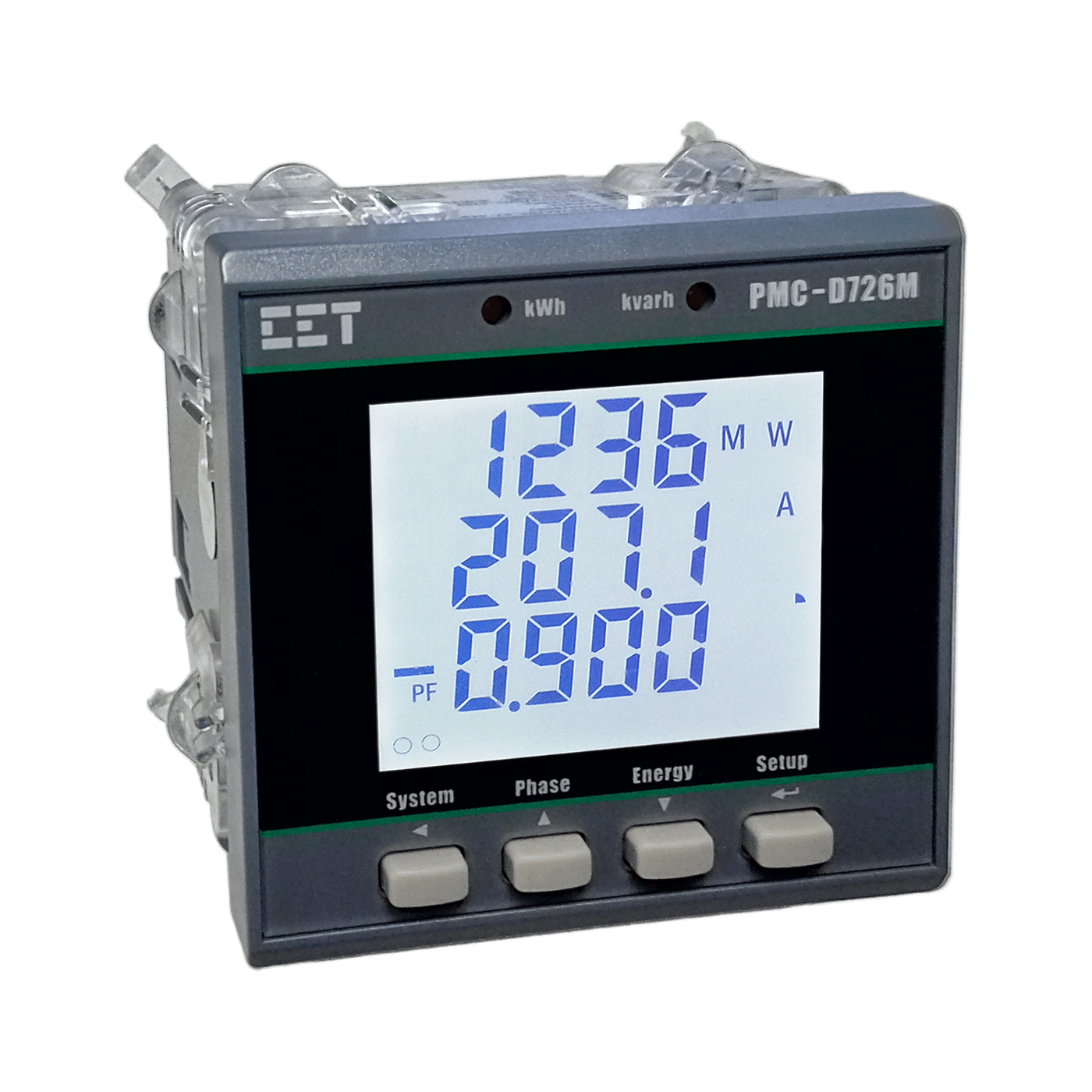 Pmc D726m Digital Power Monitoring Solutions
